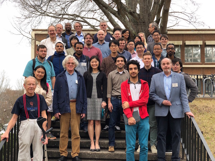 31st CSP Workshop Group Photo